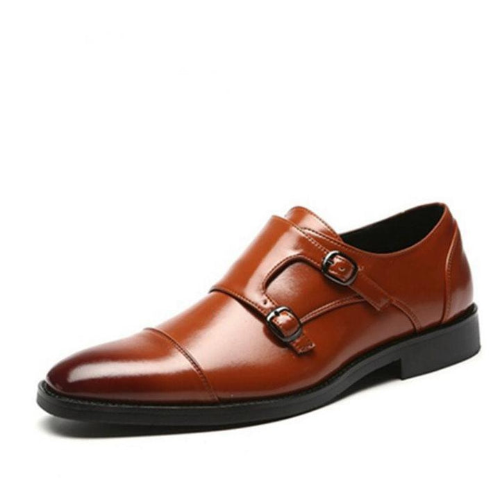 Men's Leather Dress Shoes | Plus Size
