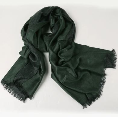 Men's Winter Cashmere Warm Pashmina Shawl Scarf