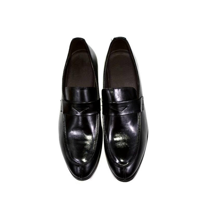 Men's Wedding Leather Breathable Oxfords
