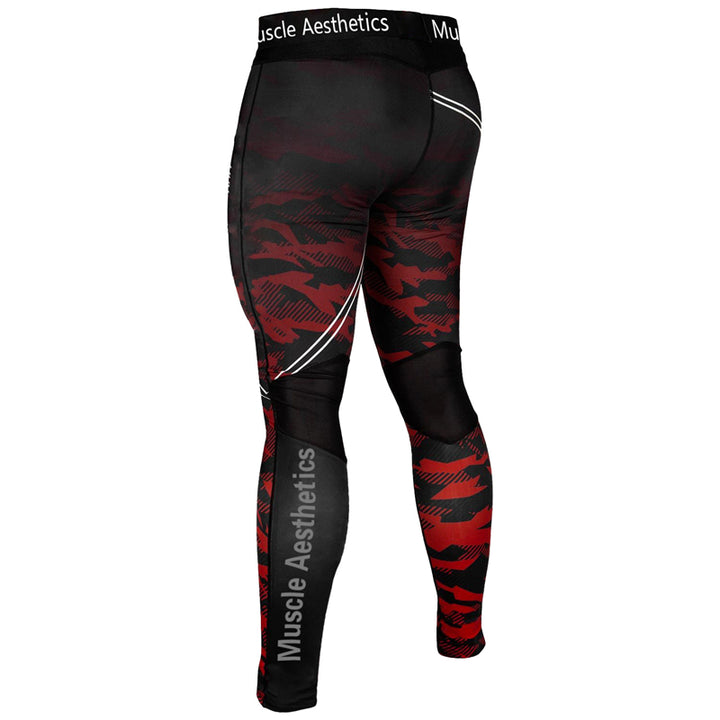 Men's Compression Skinny Leggings
