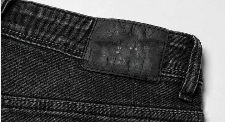 Men's Spring Stretch Vintage Jeans