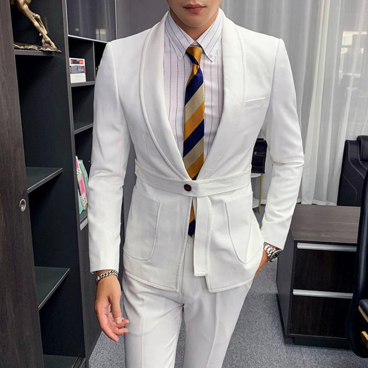 Men's Spring Suit | Blazer And Trousers