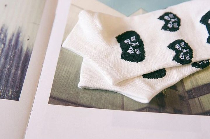 Women's Summer Socks With Pictures