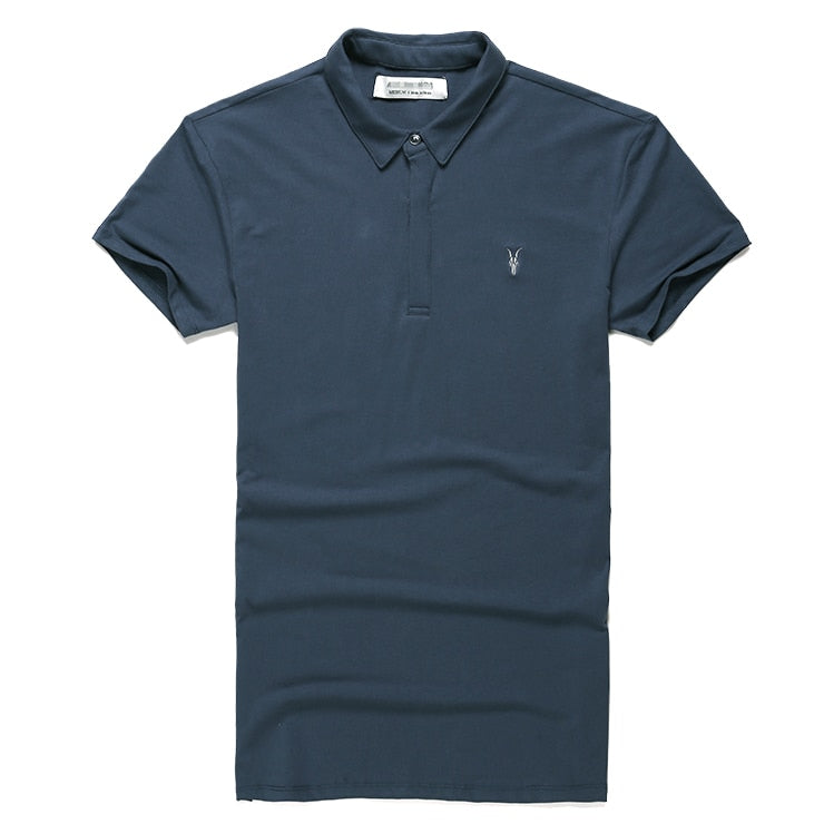 Men's Summer Classic Short Sleeved Polo