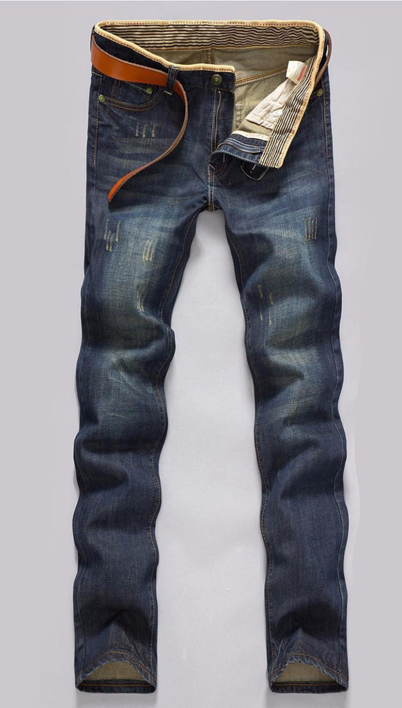 Men's High Quality Fashion Jeans - Zorket