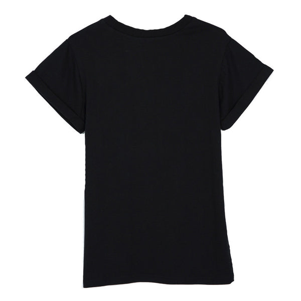 T-Shirt – Female Casual T-Shirt With O-Neck | Zorket