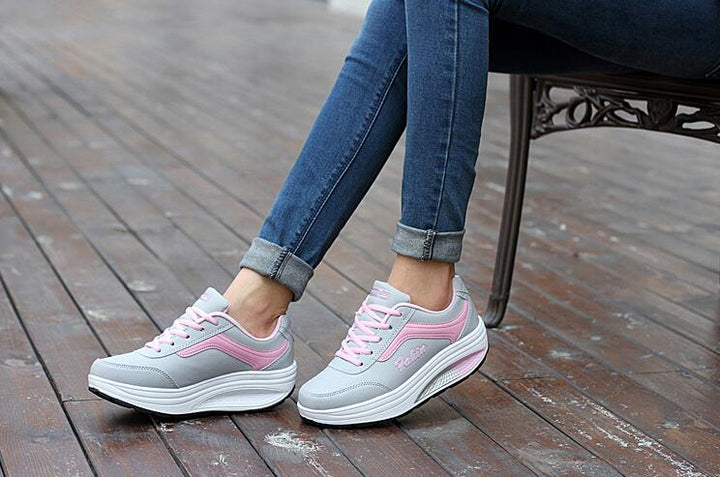 Women's Spring/Summer Platform  Casual Sneakers