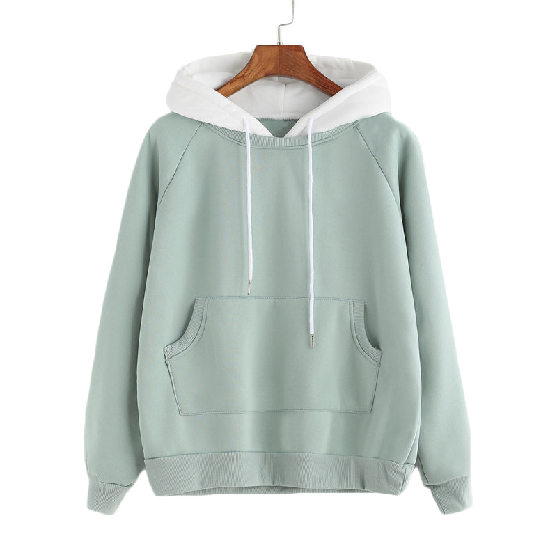 Women's Autumn/Winter Long-Sleeved Hooded Sweatshirt | Ladies Hoodie