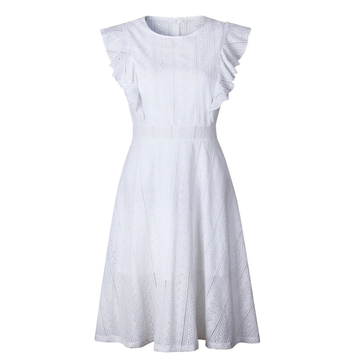 Women's Summer Casual Long Midi A-Line Dress