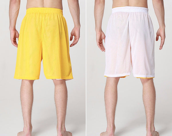 Board Shorts – Men's High Quality Reversible Basketball Shorts | Zorket