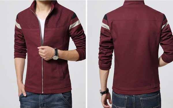 Jacket – Men's Cotton Casual Jacket | Zorket