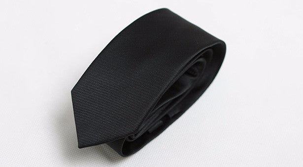 Tie – Casual Solid Color Male Tie | Zorket