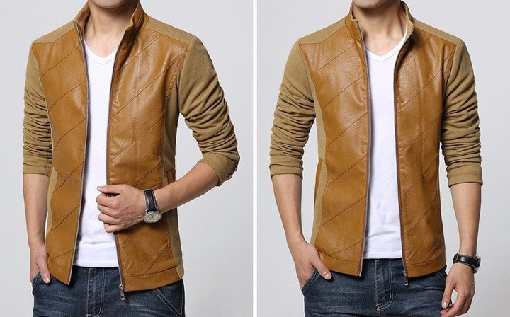 Men's Cotton Casual Jacket - Zorket