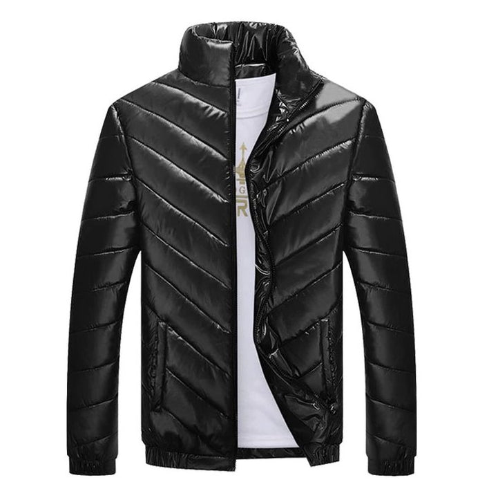 Men's Winter Cotton Padded Warm Jacket