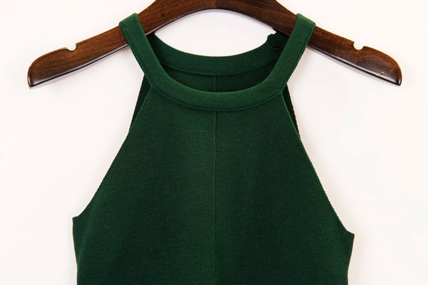 Tank Top – Women's Knitted Top With Straps | Zorket