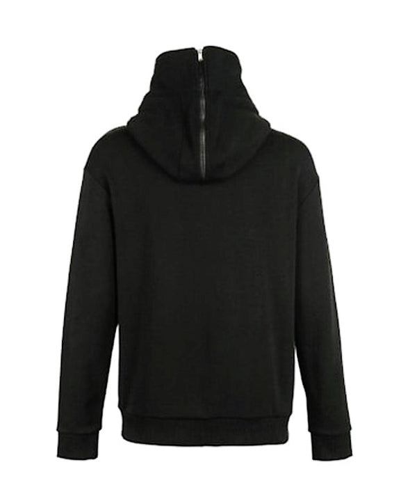 Men's Autumn Cotton Zip-Through Hoodie