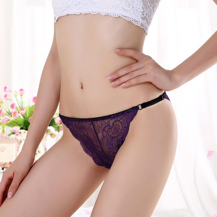 Women's Lace Transparent Panties