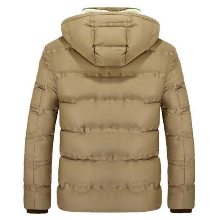 Autumn & Winter Casual Jacket With Hood For Men - Zorket