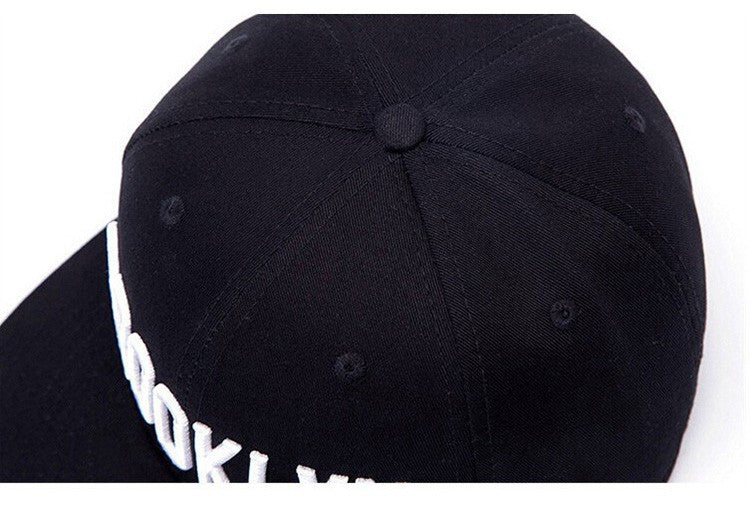 Men's / Women's Brooklyn Cotton Snapback - Zorket