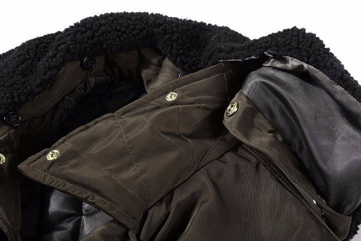 Autumn And Winter Men's Jacket - Zorket