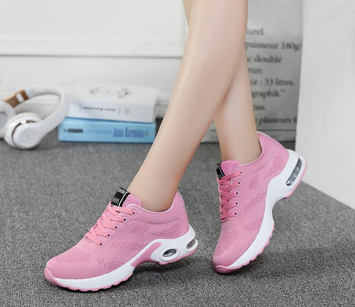 Women's Summer Breathable Air Mesh Soft Flat Comfort Shoes