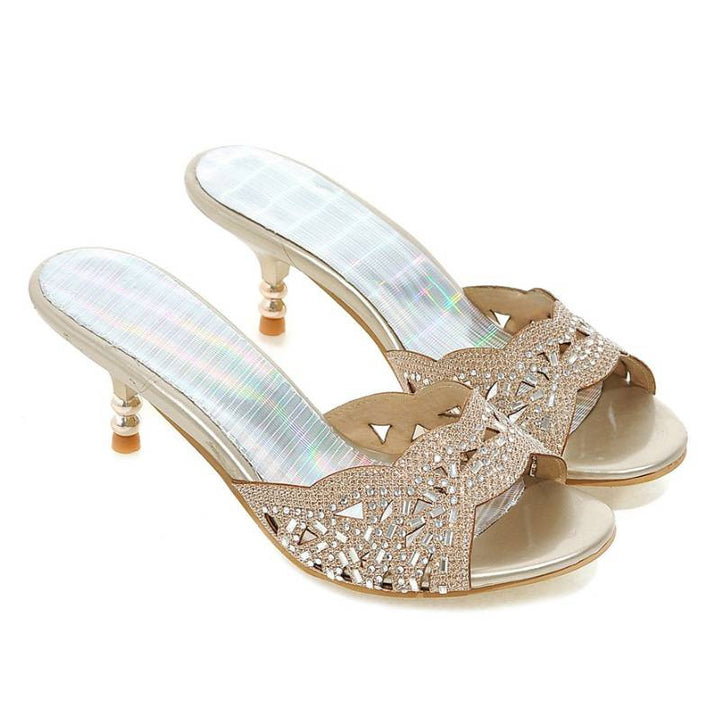 Female Casual Summer Flip Flops - Zorket