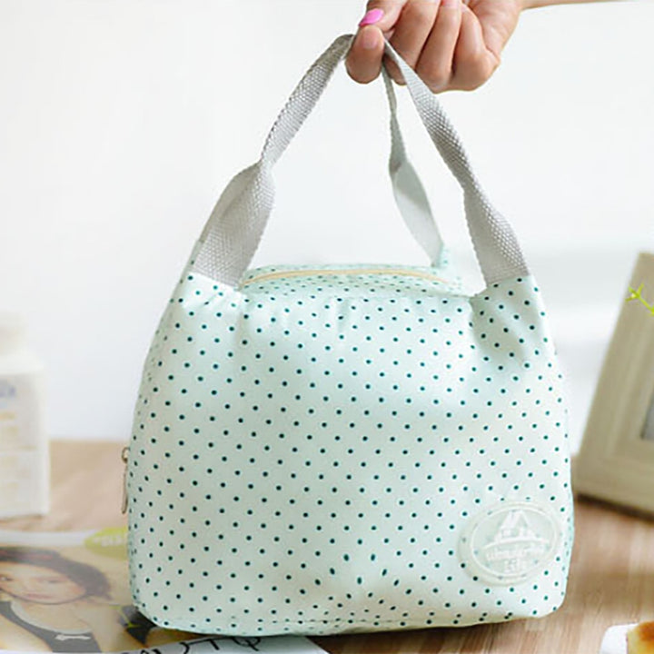 Women's Summer Thermal Insulated Cold Lunch Bag