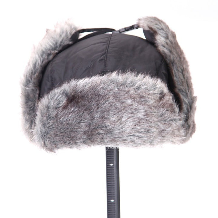 High Quality Unisex Warm Winter Hat With Mask - Zorket