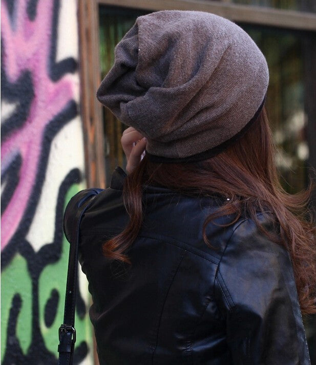 Warm Wool Cap For Woman And Men - Zorket