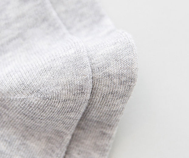 Men's Autumn/Winter Casual Cotton Socks | 5 Pairs Socks