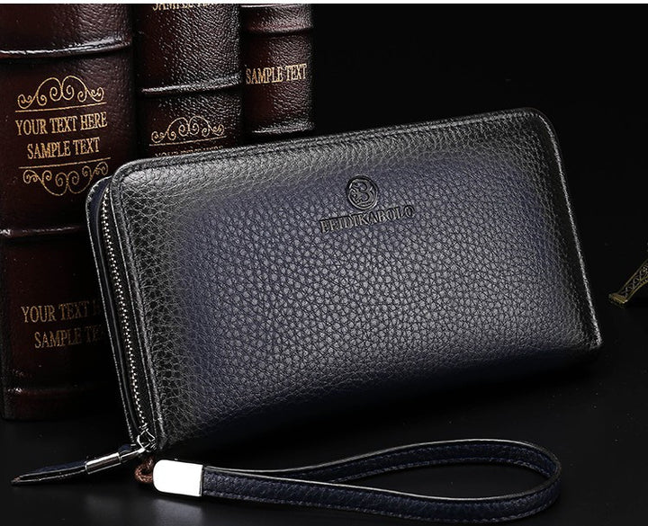 Wallet – Male Fashionable Casual Leather Wallet | Zorket