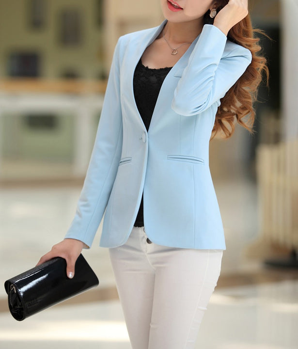 Blazer – Fashion Autumn Women's Blazer | Zorket