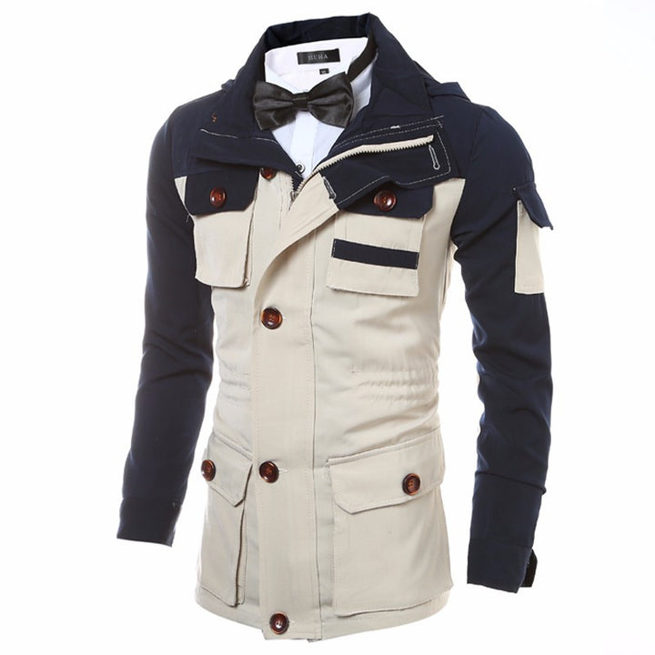 Jacket – High Quality Slim Men's Winter Jacket | Zorket