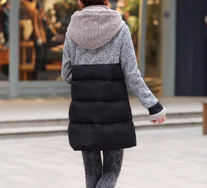 Warm Winter Down Jacket For Women - Zorket