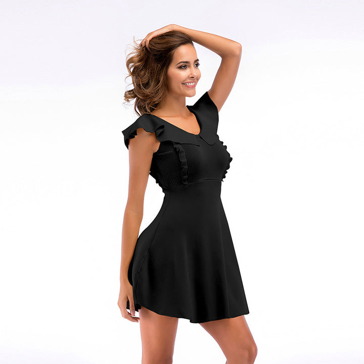 Women's Summer Casual Short A-Line Dress
