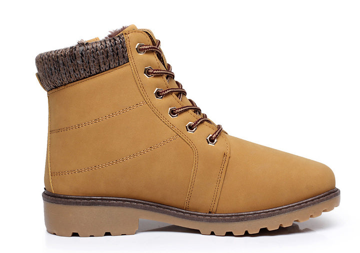 Men's Casual Warm Winter Boots - Zorket