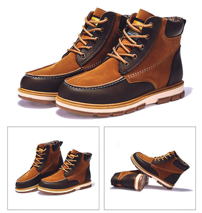 Men's Autumn And Winter Warm Shoes