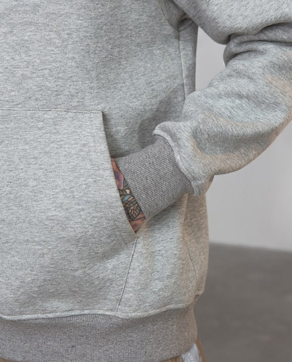 Men's Autumn Hooded Sweatshirt