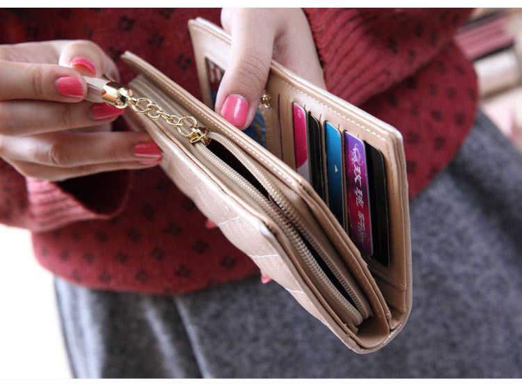 Wallet – Ladies PU Leather High Quality Vintage Wallet Purse Credit Card Holder | Zorket