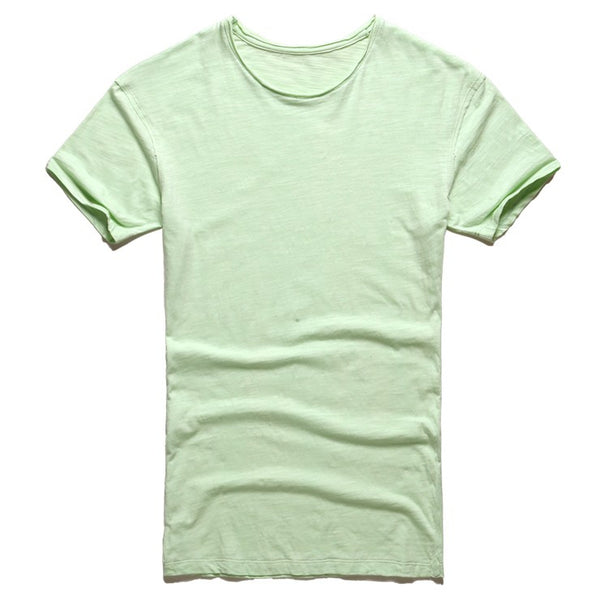 Men's Cotton Short Sleeve T-shirt