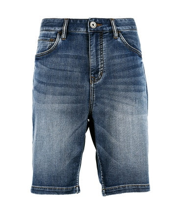 Men's Summer Lycra Fiber Denim Shorts