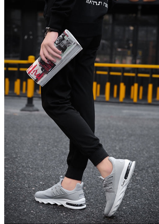 Men's Spring/Autumn Casual Breathable Flexible Sneakers