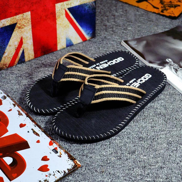 Men's Summer Casual Beach Flip Flops