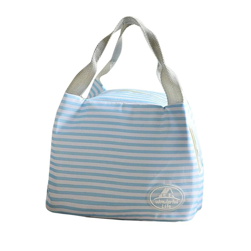 Women's Summer Cooler Insulated Lunch Bag