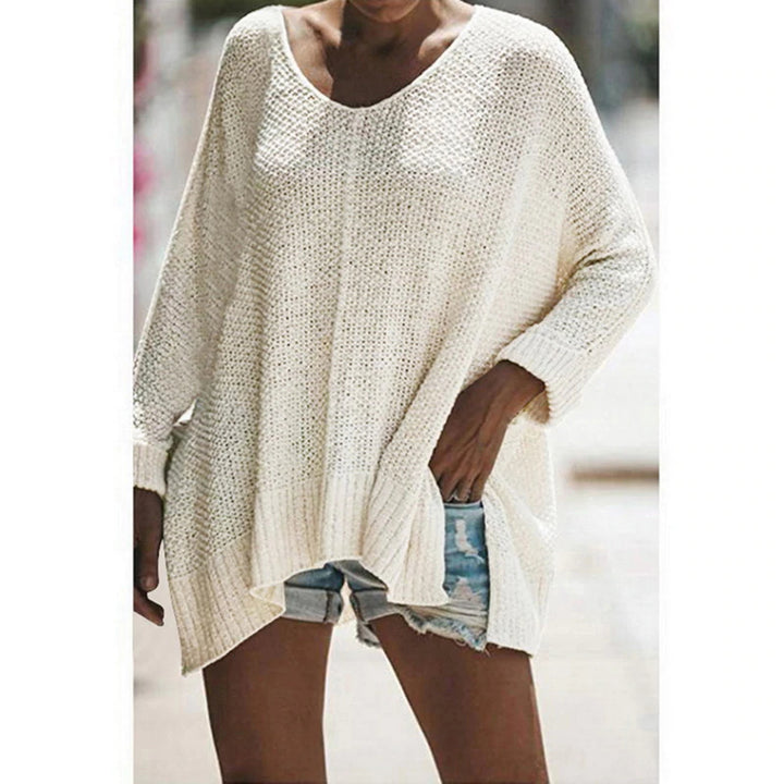 Women's Autumn/Winter Loose Off Shoulder Sweater