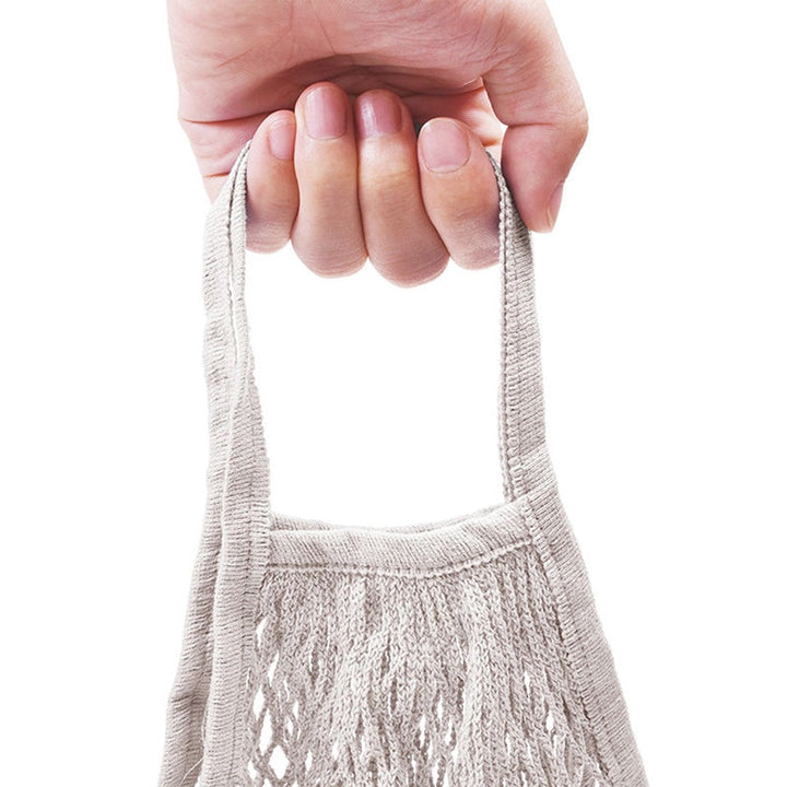 Women's Summer Mesh Net Tote Handbag
