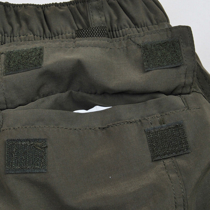 Men's Casual Thick Cargo Hip-Hop Style Pants - Zorket