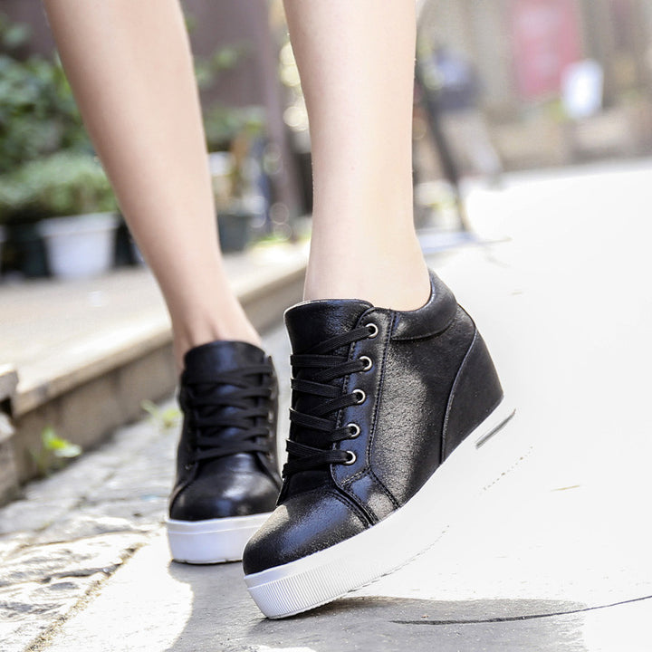 Sneakers – Fashion Women's PU Classic Shoes | Zorket