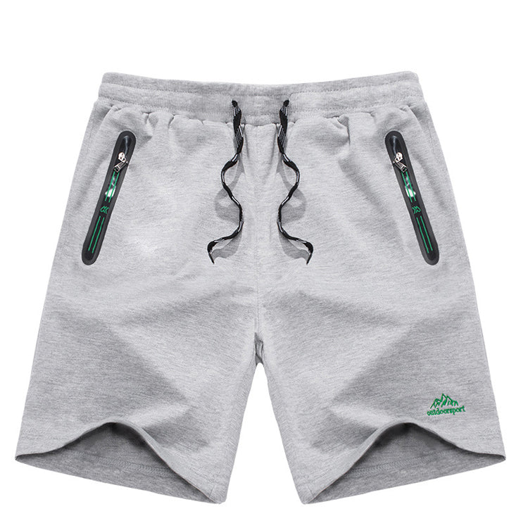 Men's Summer Breathable Cotton Board Shorts