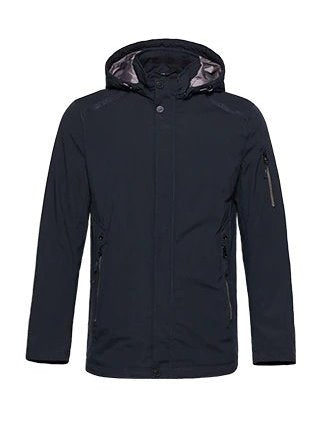 Men's Spring/Autumn Casual Hooded Short Jacket
